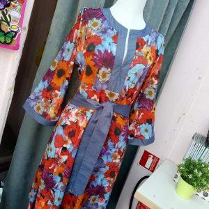 Ръчно изработена рокля