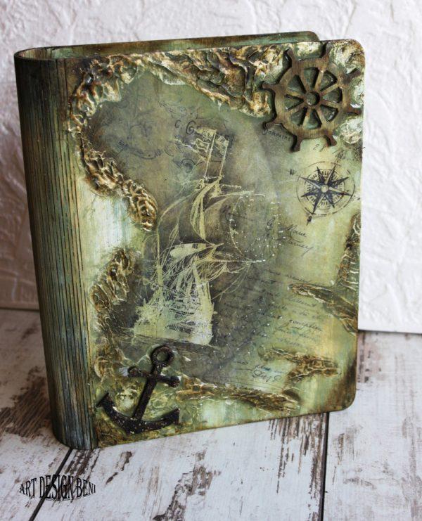 Състарени дървени предмети